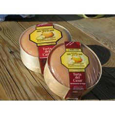 Torta del Casar con D.O.P. 650 gr., Almoharín - demipueblo.es De uno de los productores de Tortas del Casar, Hermanos Pajuelo, directas, sin intermediarios, buenísimas!