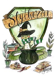 Hogwarts Houses Slytherin💚 Type V Theme Harry Potter, Mundo Harry Potter, Harry Potter Love, Harry Potter Universal, Harry Potter Fandom, Harry Potter World, Harry Potter Memes, Potter Facts, Slytherin Pride