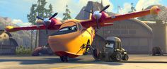 Disney's Planes: Fire & Rescue opens in theatres July 18, 2014!
