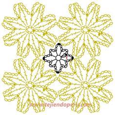 Tutorial flor o pastilla reodnda