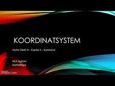 Genomgång av Matte direkt 8 Ny upplaga   Kapitel 4   Koordinatsystem