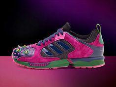 Shop Mary Katrantzou's Crazy Bright Adidas Collab Tomorrow | Racked National