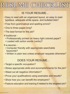 this is a great place to start with your resume if you are getting