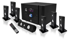 Pyle PT798SBA 7.1 Channel Home Theater System with Satellite Speakers, Center Channel, Subwoofer and Bluetooth Pyle http://www.amazon.com.mx/dp/B0071I3RWM/ref=cm_sw_r_pi_dp_MQK-vb1SSRW2V