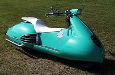 What would George Jetson drive? If he was a scooter kinda guy.
