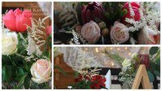 piwonie w ostatnich latach te kwiaty są najbardziej modne.  #piwonie #peonie #róż #rustykalne dekoracje nadal są the best  tło za Państwem Młodym kurtyna świetlna z delikatną koronką