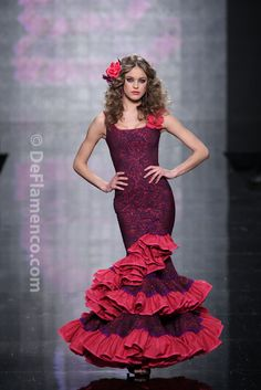 Fotografías Moda Flamenca - Simof 2014 - Adrián González 'Lola' Simof 2014 - Foto 14