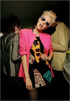 One of my favorite group of people to take style inspiration from is models. A model that I've always been quite fond of is Agyness Deyn. Style Icon, Style, Material Girls, Model, Celebrities Female, Agyness Deyn, Fashion, Lady, How To Look Pretty