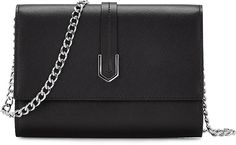 Tasche NIDIA von HUGO in schwarz für Damen. Gr. 1