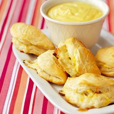 Chicken and Biscuit Pockets Recipe | Food Recipes - Yahoo! Shine