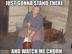 Paula Deen could relate.