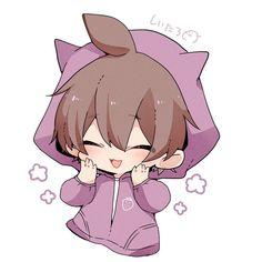 しいたろさん… Neko Boy, Chibi Boy, Cute Chibi, Anime Chibi, Kawaii Anime, All Anime, Anime Art, Cute Anime Boy, Anime Boys