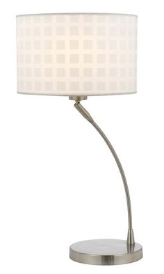 """Posita table lamp from Calighting. Great style for Tweens on a night stand.  60 watts and 22"""" tall"""