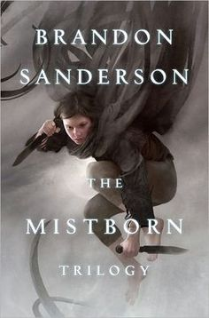 Mistborn Trilogy. Best and well written fantasy novels I have ever read. I might be obsessed