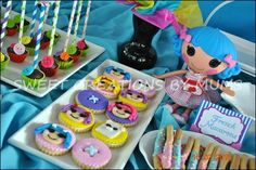 "Photo 1 of 5: Lalaloopsy Party / Birthday ""3rd Birthday "" 