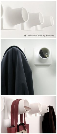 cubby coat hook-genius