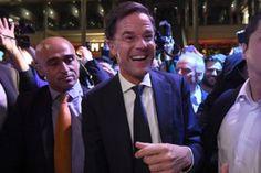 Rutte Hollanda'da Genel Seçimi Kazandı