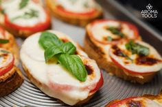 Want to add a little class to your dinner tonight? Try this Margherita Garlic Bread. This simple dish is packed with flavor! Add a salad, and you have an easy and satisfying dinner.