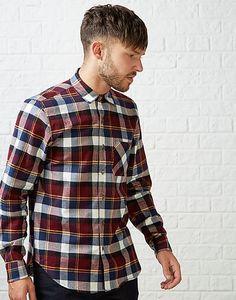 TRENDING: Charles Check #checkshirt #mensshirt #lumberjack