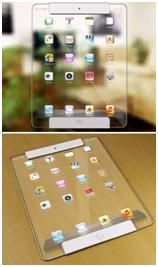 Transparent iPad Concept!!! How many of you like this idea???