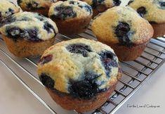 Blueberry - Yogurt Muffins