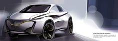 PRESENT : Nissan Juke femme concept on Behance