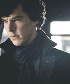 Benedict, ugh, I love him so much.