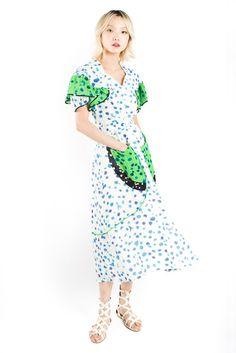 """Flamenco"" Dress – A-net Brands"