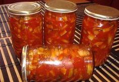 Hřibová čalamáda tety Liduš Chutney, Marmalade, Canning Recipes, Kimchi, Preserves, Smoothie, Food And Drink, Homemade, Pickles