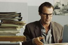 Actor Sebastian Koch in The Lives Of Others. Love these glasses.