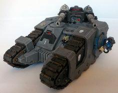 Relictors Sicaran Battle Tank | por Siph_Horridus