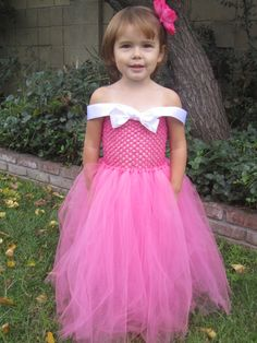 Sleeping Beauty Inspired Halloween Dress