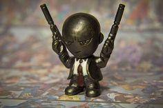 Hitman:Agent 47 mini figure