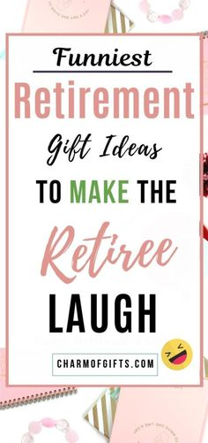 The Funniest Retirement Gifts To Make Everyone Laugh Funny retirement gifts that will make the retiree and all the friends and family laugh. Great for a man or women's retirement party. Retirement Survival Kit, Retirement Decorations, Retirement Gifts For Men, Retirement Celebration, Retirement Party Decorations, Funny Retirement Gifts, Retirement Cards, Retirement Parties, Retirement Ideas