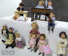 Le BLOG du SIMP 2011 - Catherine Muniere miniature dolls