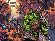 Hulk - Planet Hulk