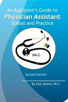 Physician Assistant course guide