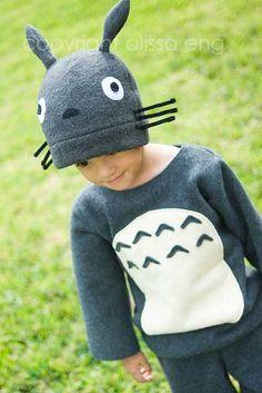 Totoro costume...Must make!