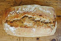 Chickpea bread: VEGAN & GLUTEN FREE