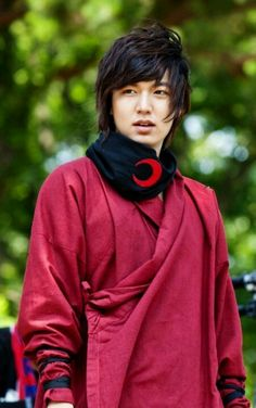 이민호 ~ 신의 Lee Min Ho  lead korean actor as General Choi Young in Faith Aka the great doctor