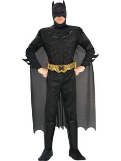 Dark Knight Batman Costume | Wholesale Batman Costumes for Men