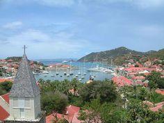 Gustavia Harbor, St Barts