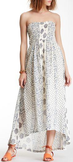 Billabong Honey Sky Printed Dress