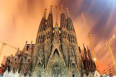 Sagrada de Familia - Barcelona