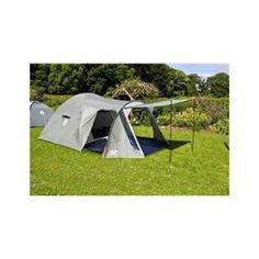 Pronti per il campeggio  e la te nda comoda due zone separate , cosa ne dite TENDA Trailblazer 5 Plus - 5 persone Coleman , Scopri di più