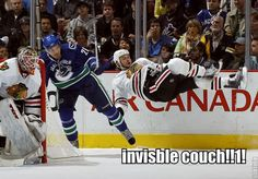 invisible couch haha