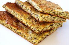 Dette er et rigtig godt sandwichbrød til alle anledninger - både madpakken og søndagsbrunchen. Nemt og hurtigt at lave - og både low carb og glutenfrit.