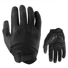 Long Finger Cycling Glove Gel Touch Screen