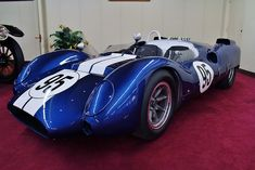 1963 Shelby Monaco King Cobra | The Auto Collections @ The Q… | Flickr Ford Shelby Cobra, Shelby Car, Classic Race Cars, Ford Classic Cars, King Cobra, Ac Cobra, Sports Car Racing, Auto Racing, Carroll Shelby