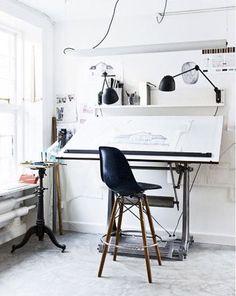 Pellmell Créations: Des bureaux qui donnent de l'inspiration